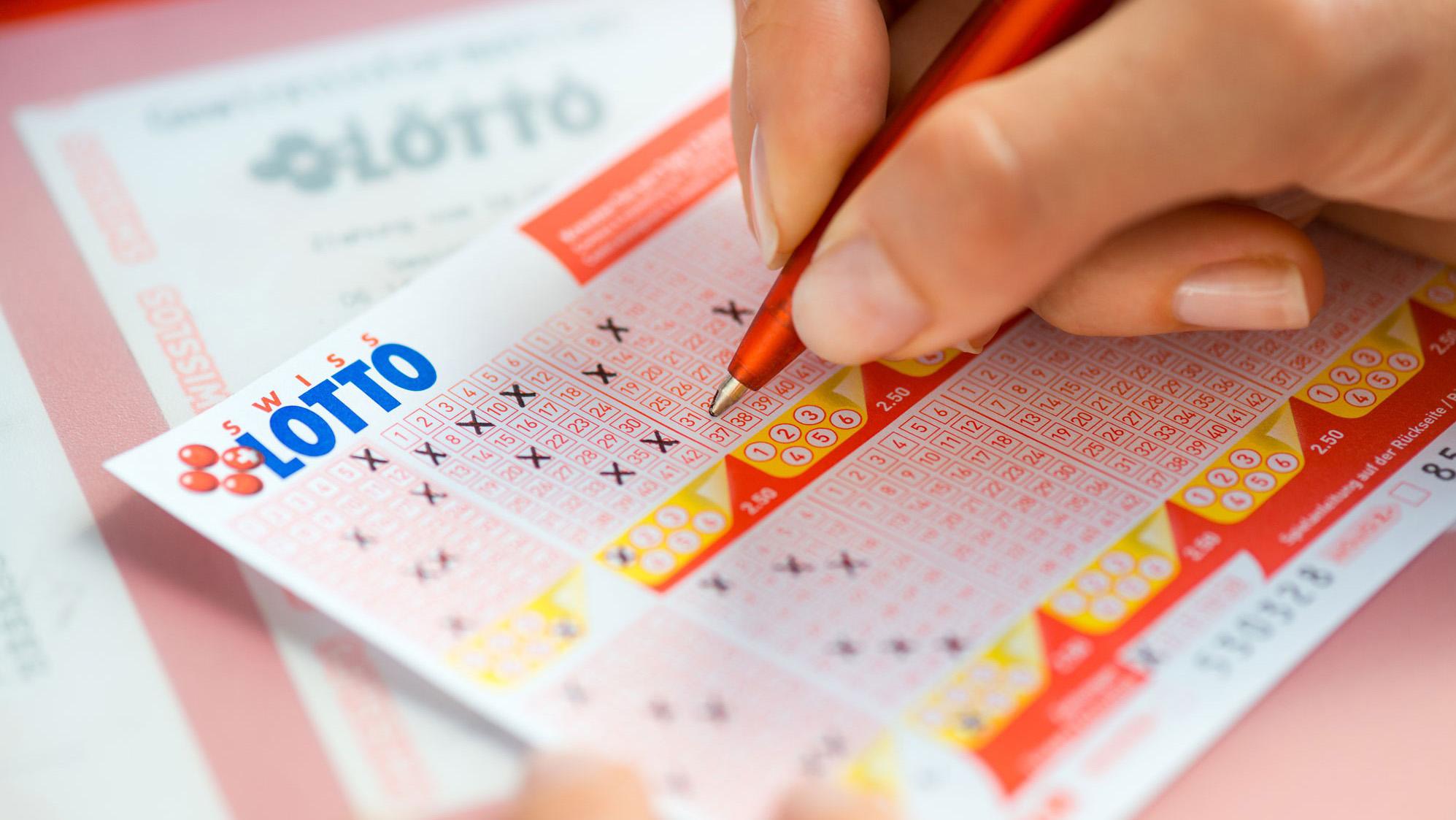 Wyniki Swiss Lotto